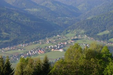 Cebelarski dom – Lovrenc na Pohorju (2)