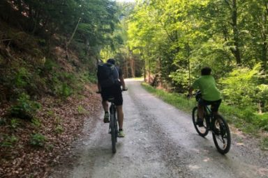 Kolesarske poti po Pohorju – Ride Ruse (1)