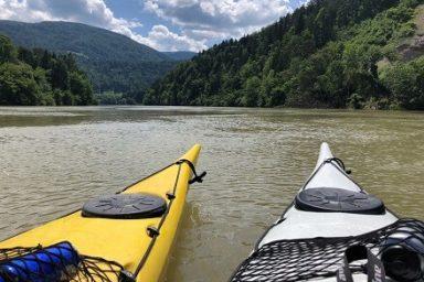 Rekreacija na reki Dravi (1)