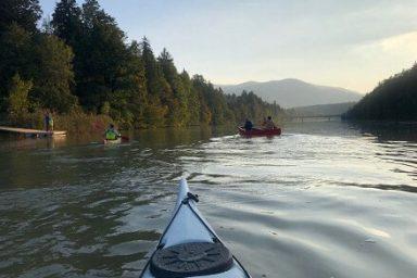 Rekreacija na reki Dravi (2)