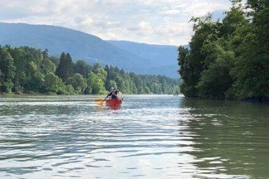 Rekreacija na reki Dravi (3)