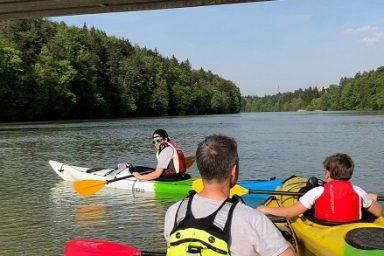 Rekreacija na reki Dravi (4)