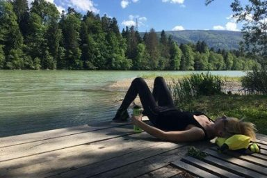 Rekreacija na reki Dravi (5)