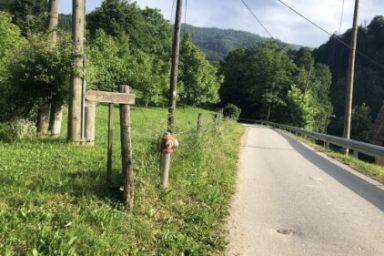 Sprehajalna pot Pod goroj (2)